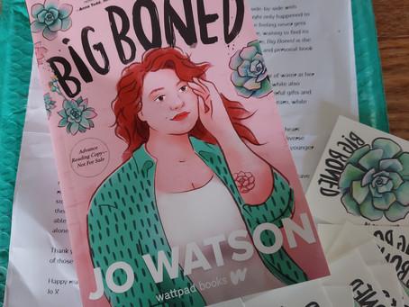 Review: Big Boned (Jo Watson)