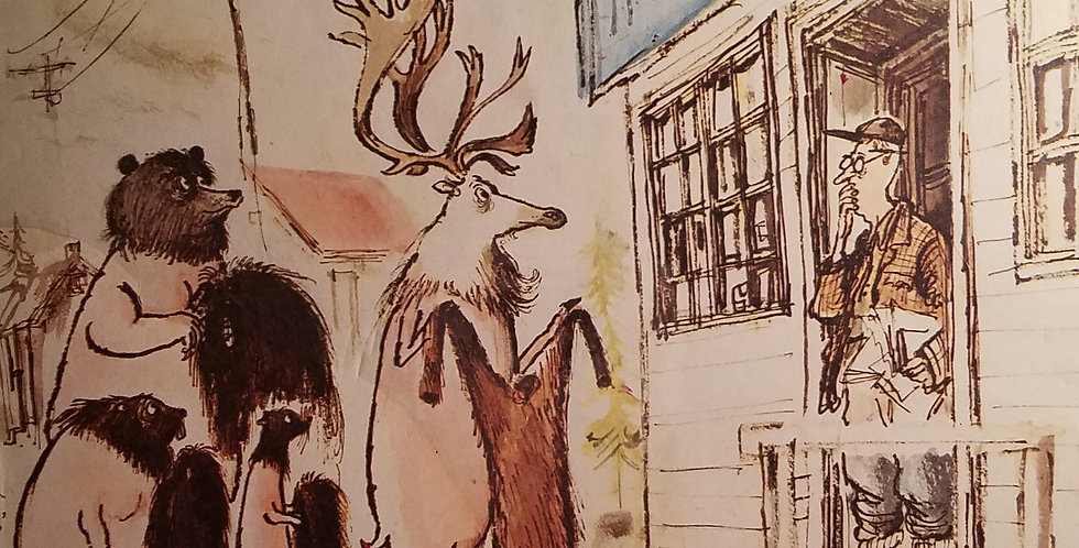 The Great Fur Opera Annals of the Hudson's Bay Company 1670-1970 by Ronald Searl