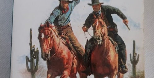 Vengeance Rider (#3) by Joseph A. West