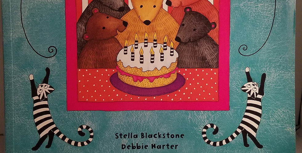 Bear's Birthday by Stella Blackstone-Barefoot Books- I am NOT a consultant