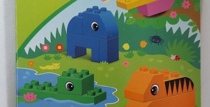 Lego Duplo Peekaboo Jungle by Dawn Sirett