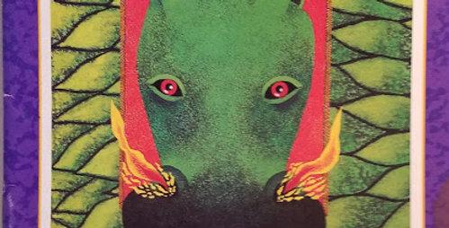 The Dragon of Krakow by Moryann Dobeck
