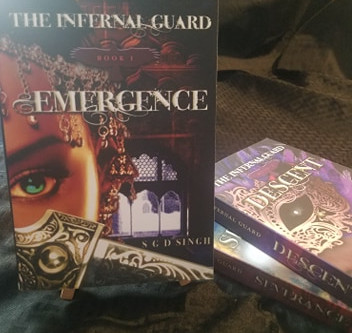 Book Review: Infernal Guard (#1) Emergence by S. G. D. Singh