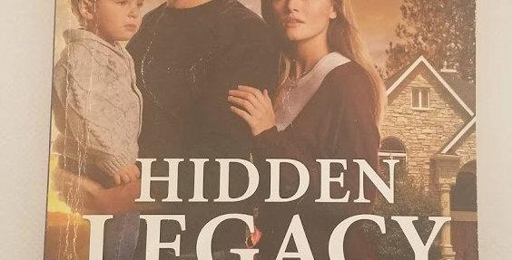 Hidden Legacy by Lynn Huggins Blackburn