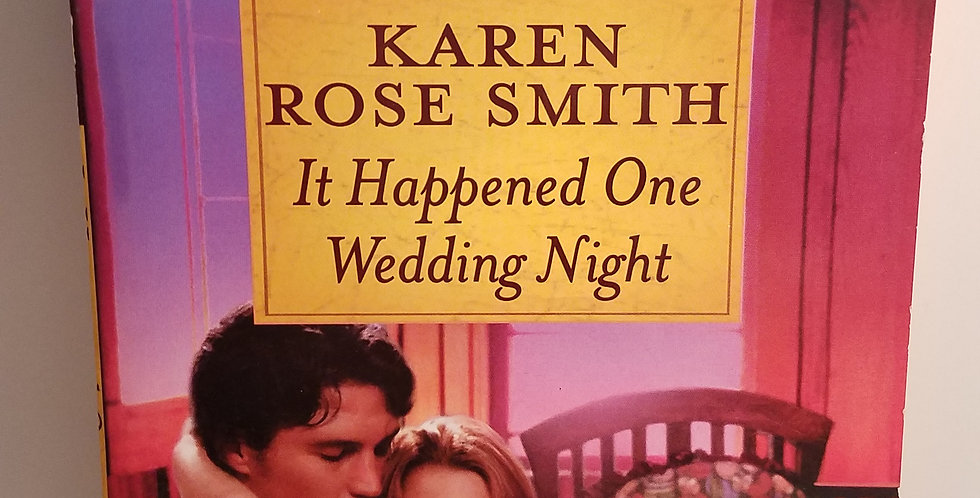It Happened One Wedding Night (Montana Mavericks #30) by Karen Rose Smith