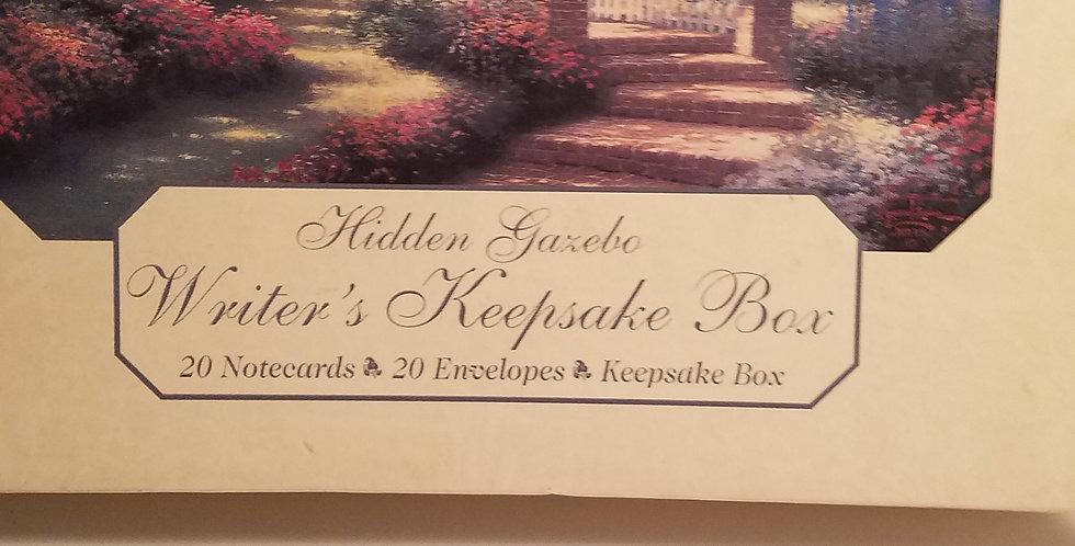 Thomas Kinkade stationary/blank cards