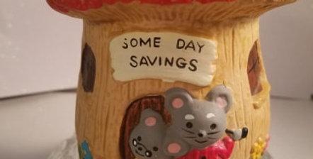 Mouse Someday Savings Bank