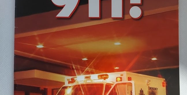 Call 911! By Clare Scott