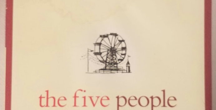 The Five People You Meet in Heaven (#1) by Mitch Albom