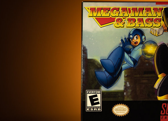 Mega Man & Bass - Standard Edition