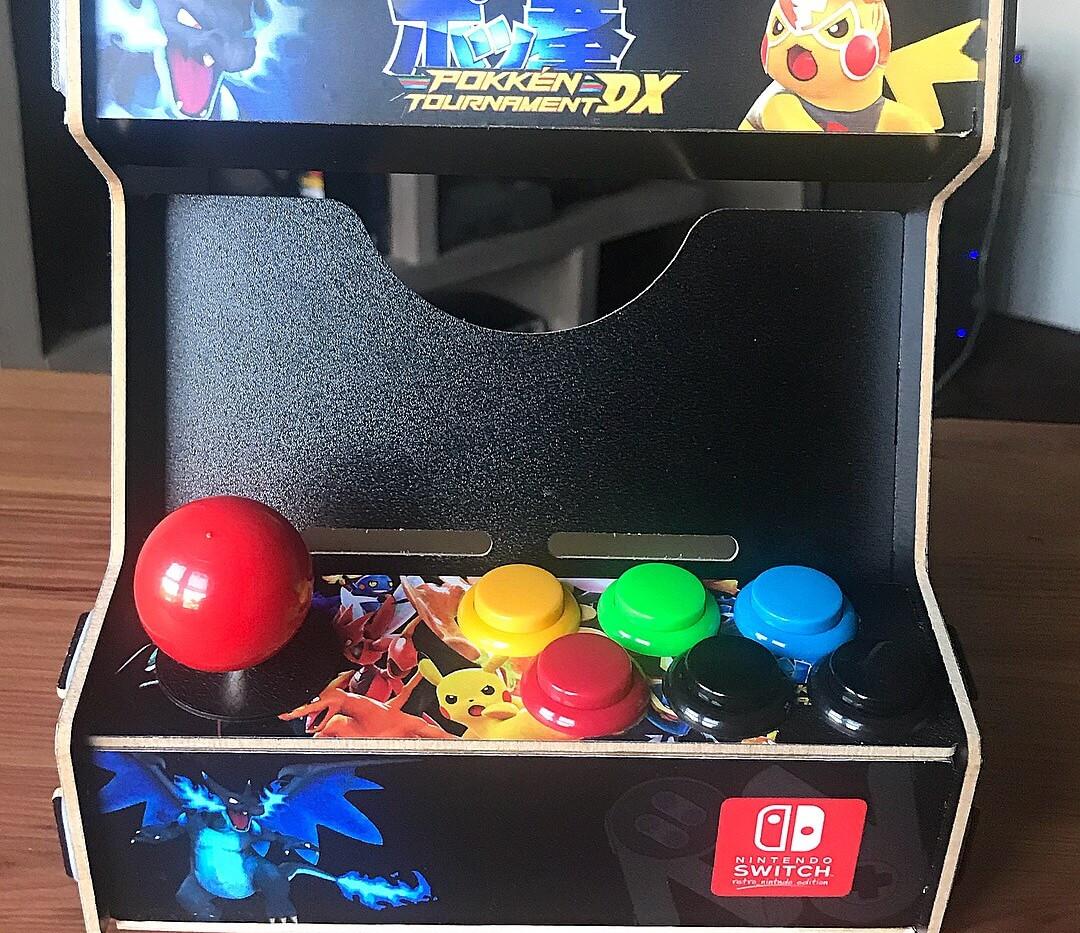 Nintendo Switch Arcade Cabinet-4.JPG