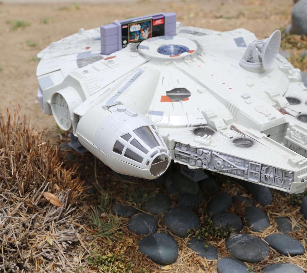 Millenium Falcon SNES - 9.JPG