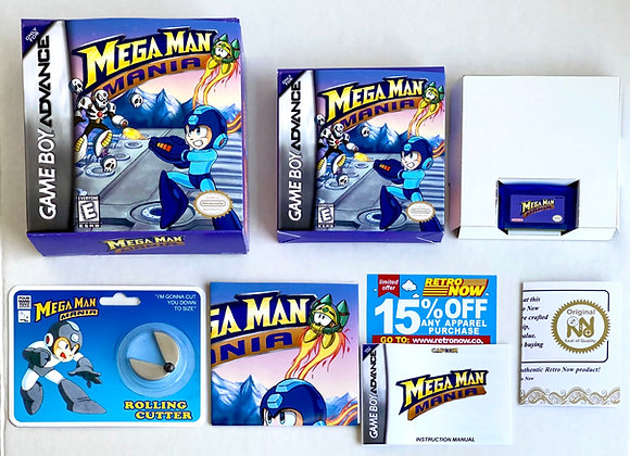Mania Collector's Editition