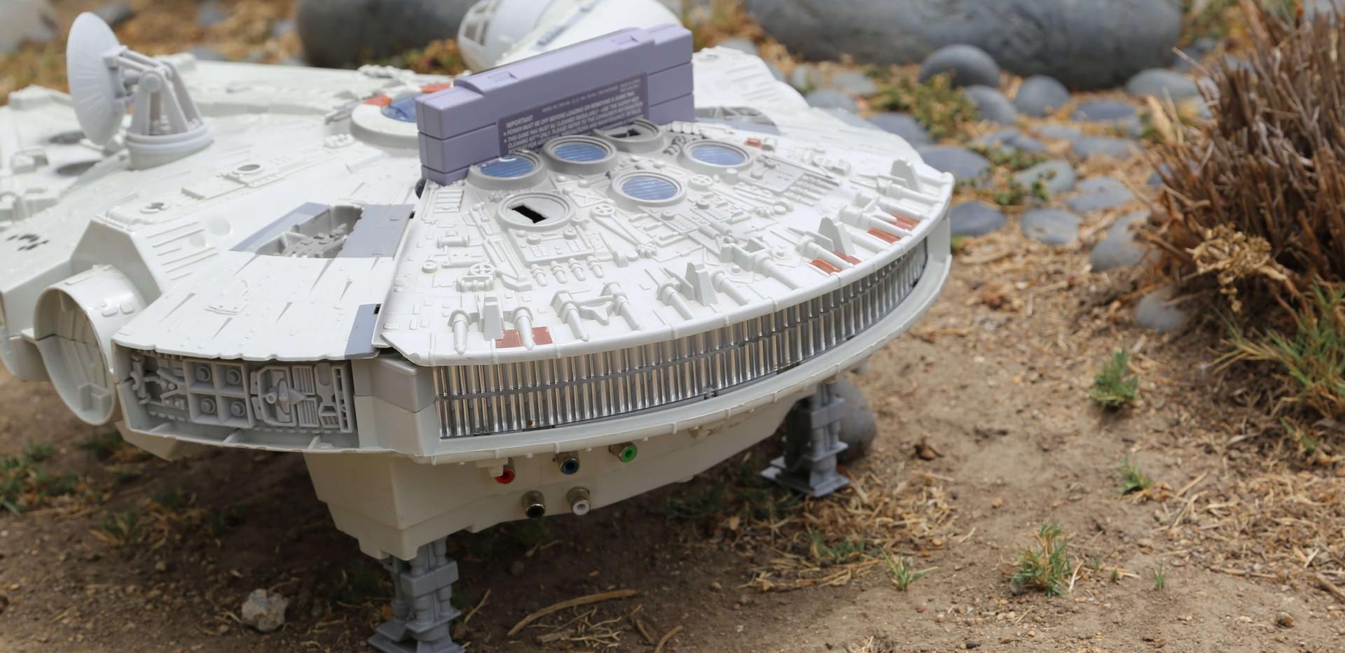 Millenium Falcon SNES - 7.JPG