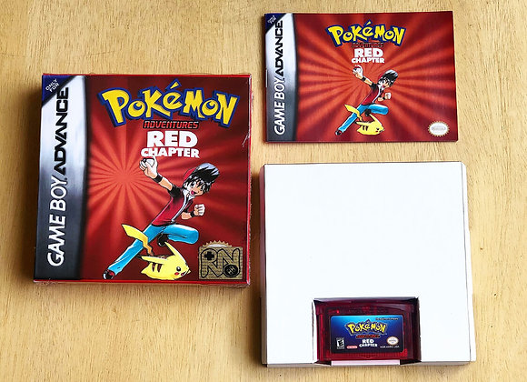 Red Chapter for GBA and DS