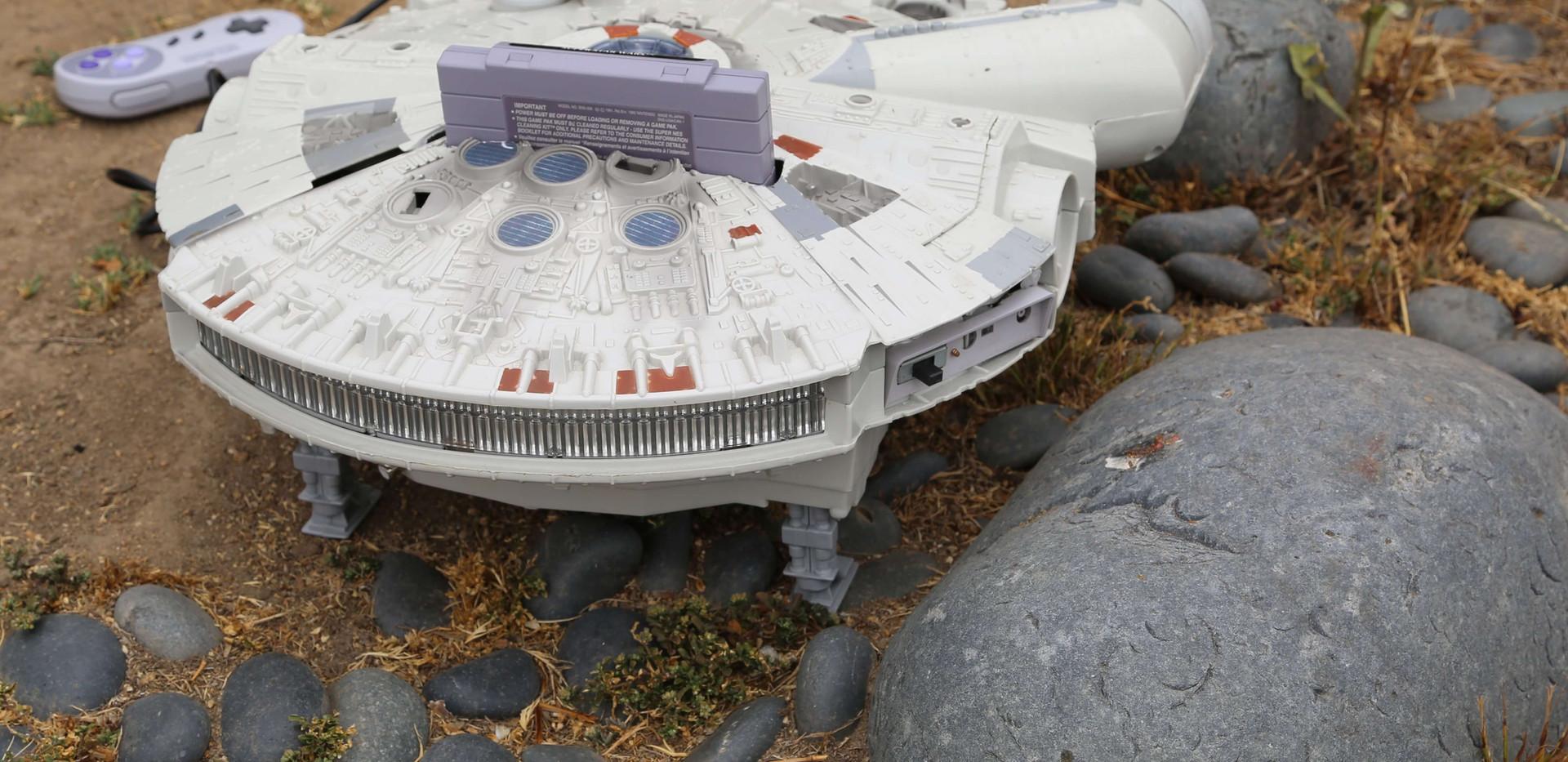 Millenium Falcon SNES - 6.JPG