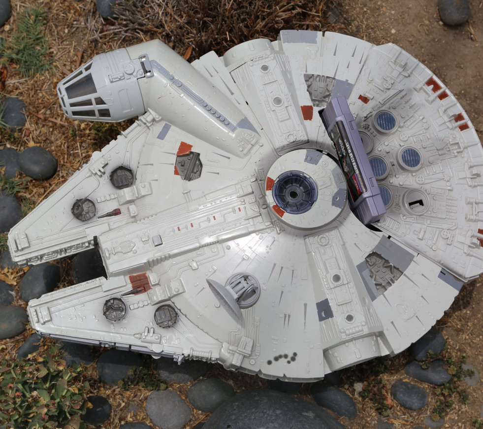 Millenium Falcon SNES - 12.jpg