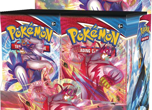 Pokémon Battle Styles single pack