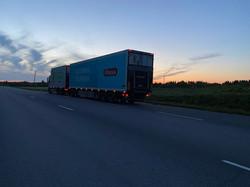 kuljetusliike vaatainen