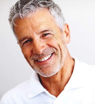 Senior White Teeth