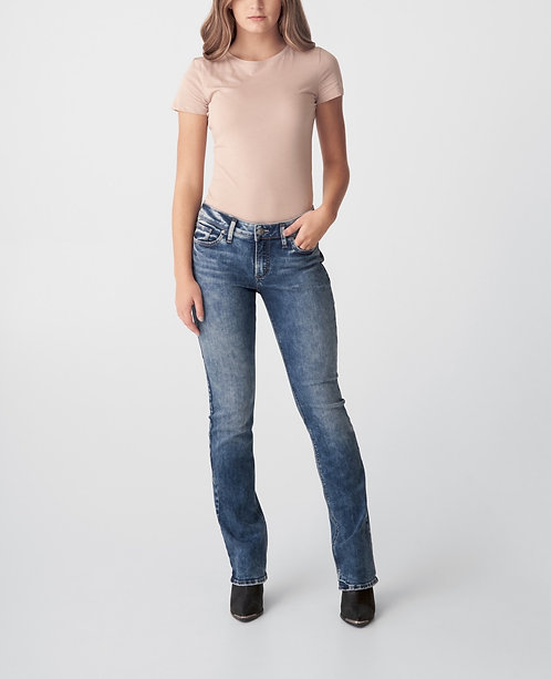 Jeans - Silver - L03601EDB218