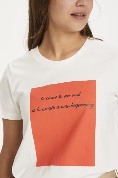 T-shirt - Kaffe - 10505037