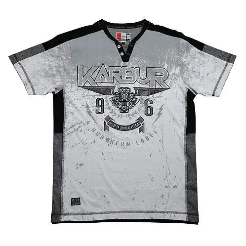 T-shirt - Karbur - T2142K