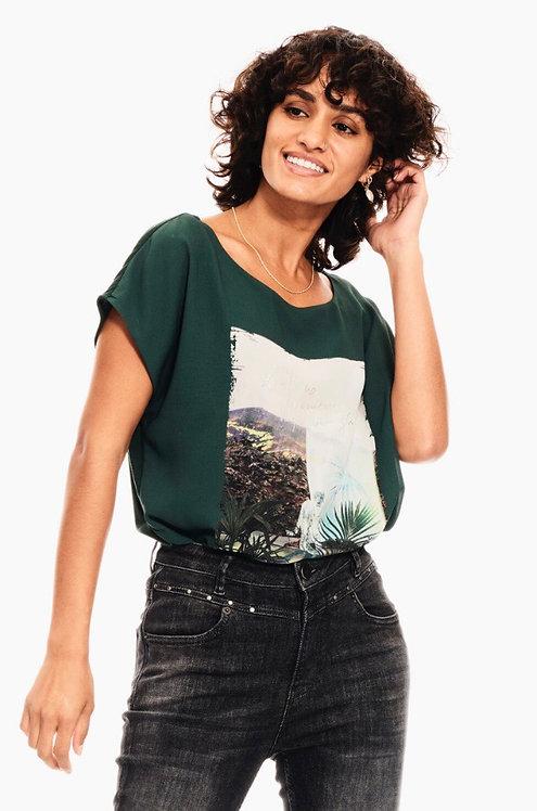 T-shirt - Garcia - V00203