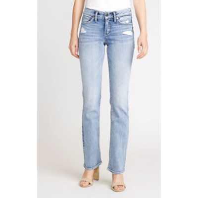Jeans - Silver - L93616SSX152