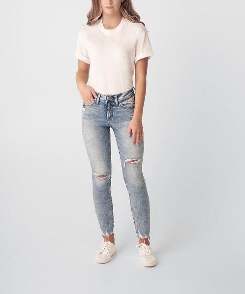 Jeans - Silver - L94116EDK262