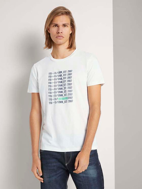T-shirt - Tom Tailor - L1023263