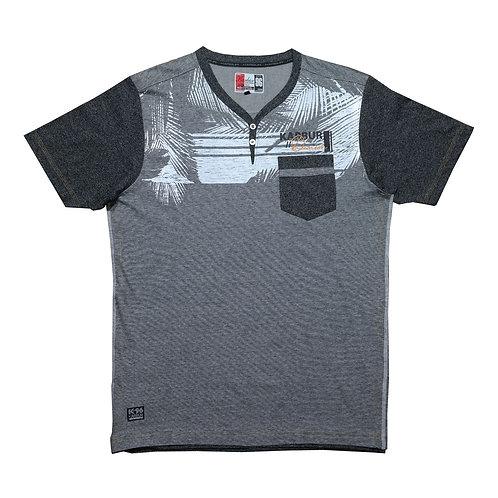 T-shirt - Karbur - T2136KBG