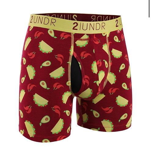 "Boxer - 2UNDR 6"" - Tacos"