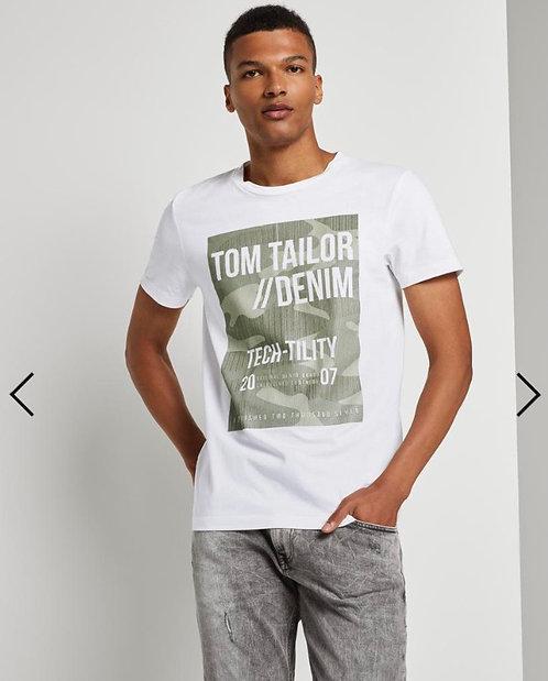 T-shirt - Tom Tailor - L1021285014
