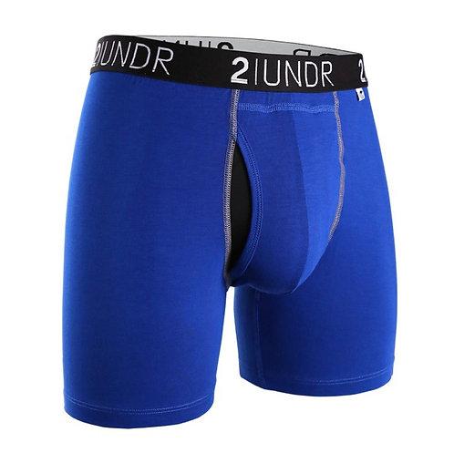 """Boxer - 2UNDR 6"""" - Blue/Blue"""