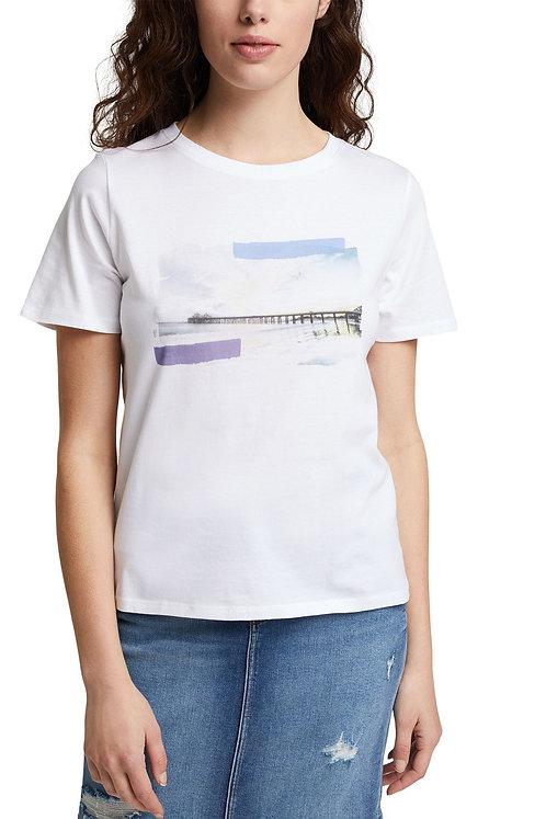 T-Shirt - Esprit - 011CC1K311