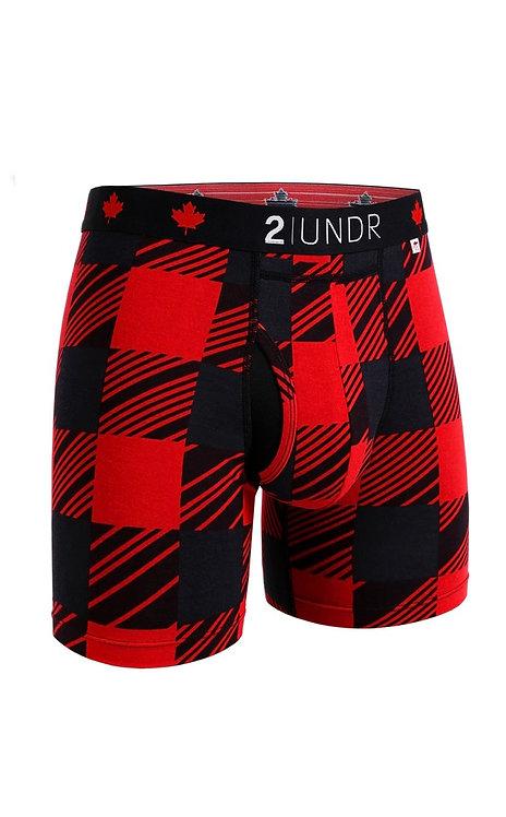 "Boxer - 2 UNDR 6"" - Ô Canada"