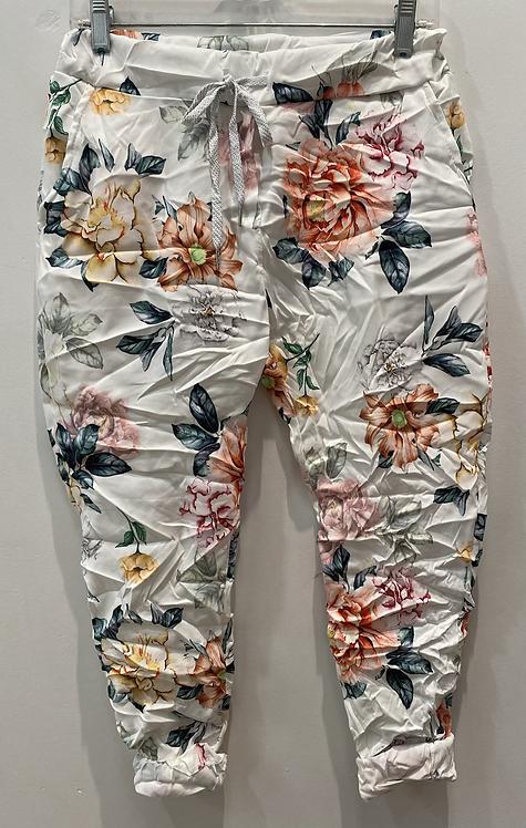 Pantalon - Fashion - Pantalonfleuri