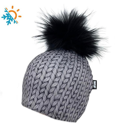 Tuque - WUF - Dark grey is the new black