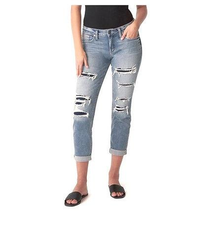 Jeans - Silver - L27107EGX220