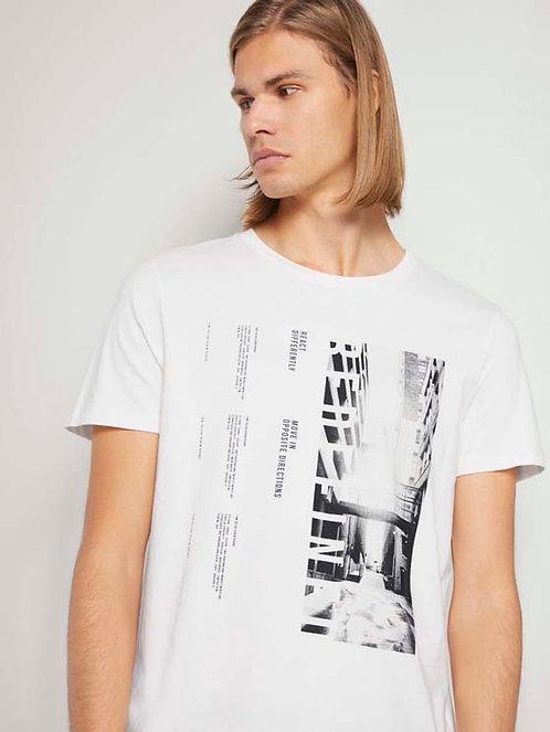 T-shirt - Tom Tailor - L1023830
