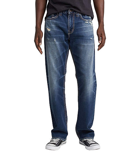 Jeans - Silver - M33314SCP321