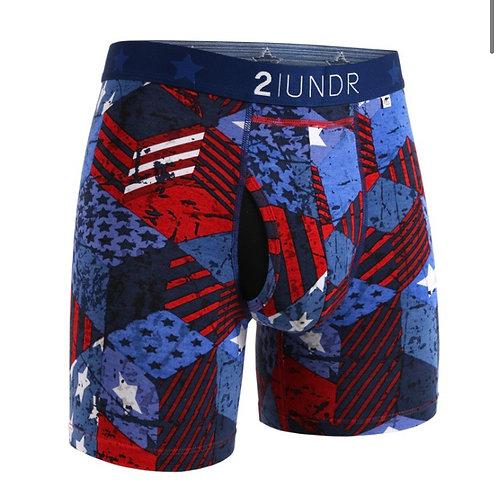 "Boxer - 2UNDR 6"" - Freedom"