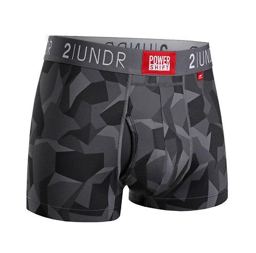 "Boxer - 2UNDR 3"" - Power shift Black Camo"