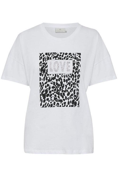 T-shirt - Kaffe - 10505299