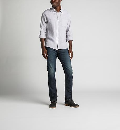 Jeans - Silver - M12270RAS455