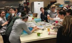 Helping Hands - Volunteering