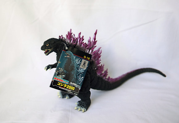 Bandai Godzilla 2000 - With Tag