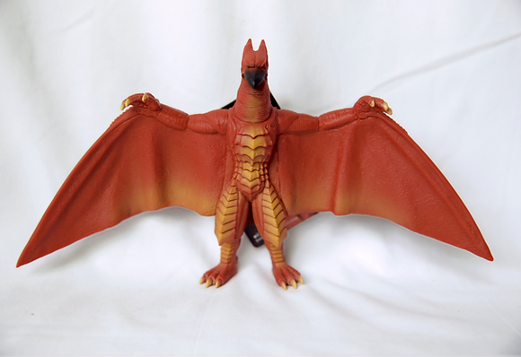 Bandai Rodan 2005 - With Tag