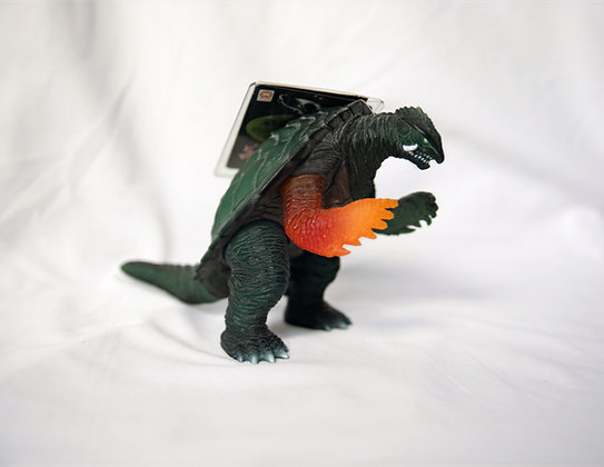 Bandai Gamera 1999 Theater Exclusive - With Tag
